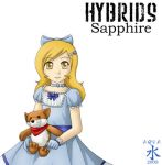 Hyrbids - Sapphire by AquaWaters