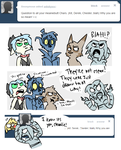 Tumblr Ask Why so Mean by sky665
