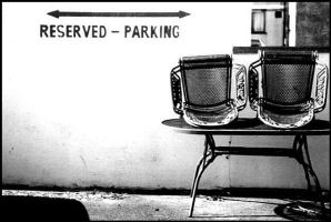 Reserved Parking II by Wam