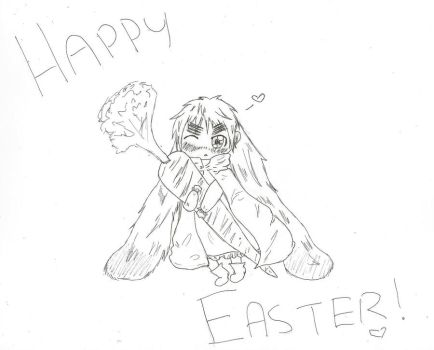 Happy Easter!! by SeafoodRamen