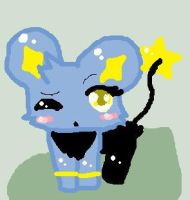 Static the shinx by luvuzzy