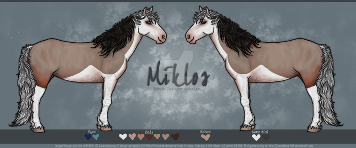 Miklos by PurestHeart86