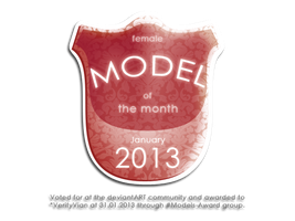 Female Award January 2013 by Nairon