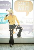 Pikachu Gijinka Cosplay, pokemon by Cosmic-Empress