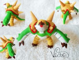 652 Chesnaught by VictorCustomizer