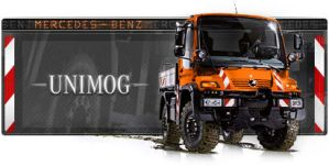 Mercedes-Benz Unimog U400 by FordGT