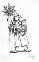 Chaos Sorcerer by Woad-Warrior