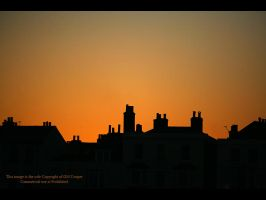 Roof Tops by GMCPhotographics