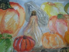 Pumpkins by Lyssana11