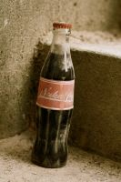 Nuka Cola bottle by 4apples