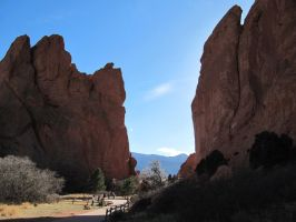 Garden of the Gods, Colorado by us-them