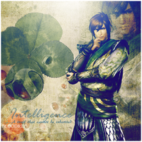 Jiang Wei Siggy by BloodRei