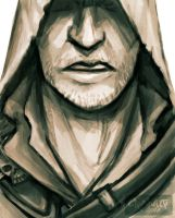 Edward Kenway by Cranity