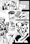 The Prediction page 5 inks by jayderange