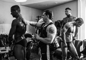 Bodybuilding 002 by vishstudio