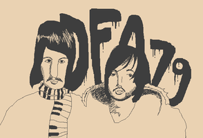 Death From Above 1979 by cutecutemonster