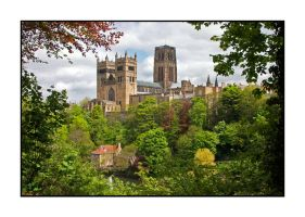 Durham Cathedral by wolfmagus