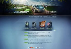 vada energy by v5design