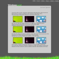 Windows Land Site with Pics by jimmy-tm