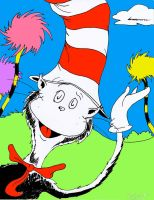 Dr. Seuss' The Cat in the Hat by TheZoologist