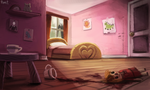 DAY 212. Little Girl's Room (45 Minutes) by Cryptid-Creations
