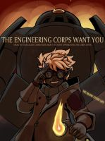 The engineering corps want you! by drowtales