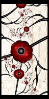 Flowers From Heaven by CoffeeToffeeSquirrel