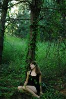 I'm walking with trees by Paatkaa