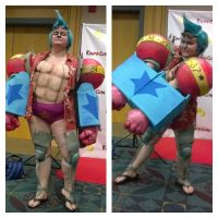 Post time skip franky cosplay by rusting-angel