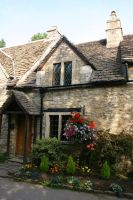 Cotswold Cottages 9 by FoxStox