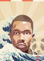 Frank Ocean by autumnsayshello