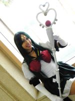 Eternal Sailor Pluto by Ladykanasewing