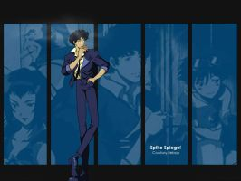 Spike Spiegel by hejko