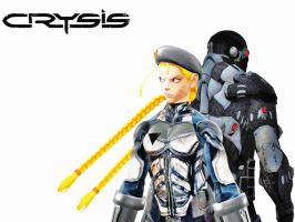 Cammy Crysis 1 Enhanced by lkhrizl