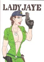 Lady Jaye by Crash2014