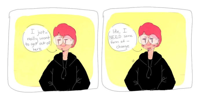 Change by sophdoodles