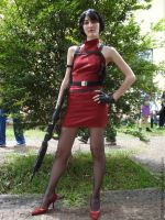 Ada Wong Cosplay by An0therSide