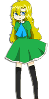 Animated Mary - Mary grinned. by Taiyou67