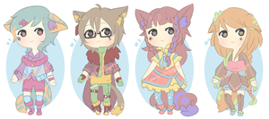 $5 / 500 pts OPEN by Aika-adopts