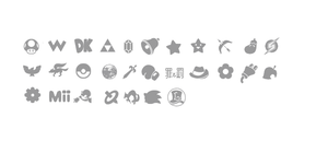 SSB4 Stock Icons by AetherEch0s