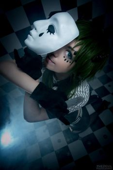 Vocaloid - Gumi [Pokerface] #2 by theDevil-photography