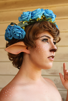 Faun makeup by Kaallisi