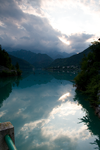 Lago di Barcis by spacewarp