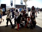 Assassins Everywhere by ElvenPrincess13