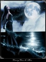 Drawing Down the Moon by cosmosue