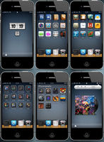 iPhone 4 new theme by MarikSH