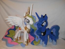 My Royal Sisters :) by calusariAC