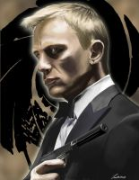 James Bond 007 by Nash-Artz