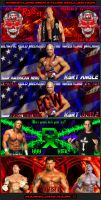 Wrestling Signature Collection by MarvelousMark
