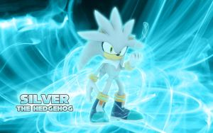 Silver Background by MP-SONIC
